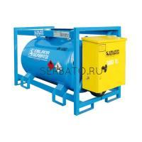 Traspo 380 резервуар с шаровым краном