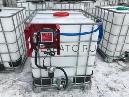 Азс еврокуб - Bi-pump , 12/24 V