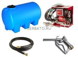 Топливный модуль - Lite 3000 л. Starlet 60 , 12/24 V