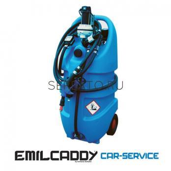 EMILCADDY CAR-SERVICE 110 - 24В , автоматический пистолет , счётчик